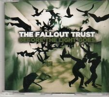 (DG485) The Fallout Trust, Before The Light Goes - 2005  CD