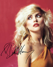 DEBBIE HARRY #1 10X8 PRE PRINTED (SIGNED) LAB QUALITY PHOTO REPRINT - FREE DEL