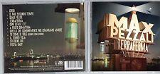 883 MAX PEZZALI CD Terraferma PRIMA EDIZIONE 11 tracce 2011