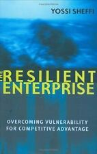 The Resilient Enterprise: Overcoming Vulnerability for Competitive Advantage Sh