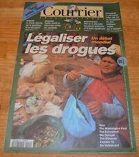 Courrier International n°224, Légaliser les drogues, 16 au 22 février 1995