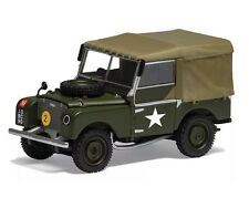 "VA11113 1/43 LAND ROVER SERIES 1 80"" 1ST BATTALION THE GLOUCESTERSHIRE NEW"