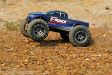 Traxxas Brushless E-Maxx RTR Truck w/ TSM 2 Batteries Charger TRA390873