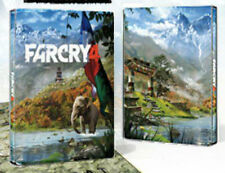 Far Cry 4 SteelBook Only *BRAND NEW AND SEALED*