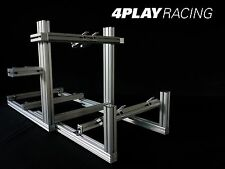 4 PLAY RACING Gaming Driving Platform Race Seat Simulator Sim Chair Rig Cockpit