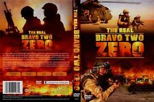 THE REAL BRAVO TWO ZERO. A NEW CELLOPHANE WRAPPED DVD.