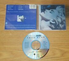 JAPAN IMPORT CD / MADONNA / TRUE BLUE / 9 TRKS - POP DANCE