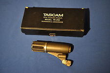 Vintage Tascam PE-250 Moving Coil Large Diaphragm Microphone Teac Kick Drum Rare