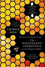 THE BEEKEEPER'S APPRENTICE [9781250055705] - LAURIE R. KING (PAPERBACK) NEW