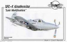 "Avion US.  BELL XFL 1 ""AIRABONITA""  - Kit résine PLANET MODELS 1/72 N° 140"