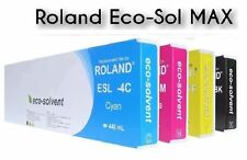 4 inchiostro per Roland VersaCamm sp-300v sp-540v vs-540/ECO SOLVENTE INK esl3 440ml