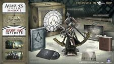 Assassins Creed: Syndicate Big Ben Collector's Case Edition PS4 Game