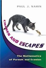 Chases and Escapes: The Mathematics of Pursuit and Evasion