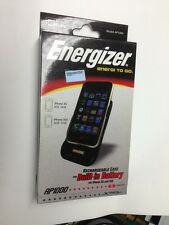 Ap1000 Energizer Iphone 3G Rechaegeable Battery Case Brand New extra power porta