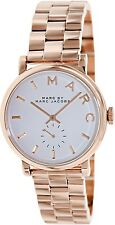 Marc by Marc Jacobs Women's Baker MBM3244 Gold Stainless-Steel Swiss Quartz Watc