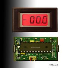Coldfusionx - Universal Digital LED Volt/Current voltage panel meter
