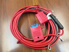 Motorola APX XTL GM300 MaxTrac CDM Motorcycle Mobile Power Cable HKN6032A