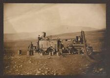 GERMANY. WW1. 1918. PHOTOGRAPH OF A WONDERFUL LOOKING CONTRAPTION. MY GUESS IS A