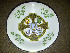 ARKLOW POTTERY PIN DISH IRELAND LEINSTER MUNSTER ULSTER CONNAUGHT
