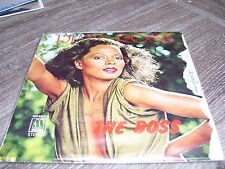 "Diana Ross - The Boss / I'm In The World * RARE VINYL 7""  SPAIN 1979 *"