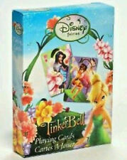 NEW Bicycle Disney's Fairies Tinker Bell Playing Cards Fawn, Tridessa, Rosetta