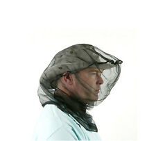 NEW Mesh Head Net Hat Protect From Mosquito Bug Insect Bee For Fishing Camping