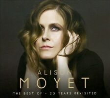 The Best Of: 25 Years Revisited by Alison Moyet (CD, Oct-2009, 2 Discs, Sony...