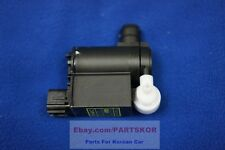 Hyundai ACCENT 00-05 MATRIX 01-07 WASHER MOTOR PUMP ASSY Genuine Part 9851025100