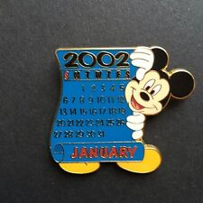DS - 12 Months of Magic Calendar Series January / Mickey Mouse Disney Pin 8917
