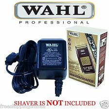 POWER CHARGING/CHARGER ADAPTER for WAHL 5 STAR SHAVER SHAPER #8547