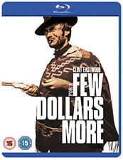 FOR A FEW DOLLARS MORE - BLU-RAY - REGION B UK