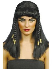 Cleopatra Wig - Halloween Fancy Dress Egyptian Queen Goddess Carnival Hair Wig