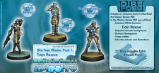 Infinity - Dire Foes Mission Pack 1: Train Rescue  280002