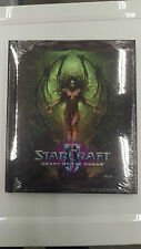 STARCRAFT II 2 heart of swarm collector's edition artbook UK English