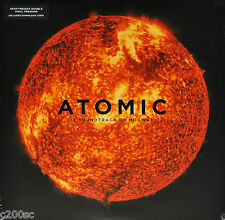 MOGWAI - ATOMIC, ORG 2016 EU HEAVYWEIGHT vinyl 2LP + DOWNLOAD CODE, SEALED!