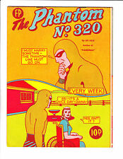 The Phantom No 320 1960's? New Zealand Diana In Wheelchair Cover!