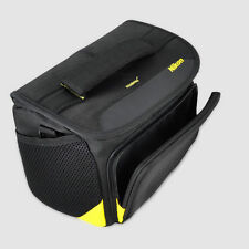 For Nikon DSLR D800 D3200 D5200 D7000 D3100 D3000 Camera Case Bag Shoulder Cover