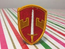US Army Military Assistance Command Vietnam - MACV COLOR Patch