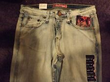 NEW WITH TAGS WOMENS JUNIORS LEVIS 518 SUPER LOW BOOT CUT SLIM FIT JEANS SIZE 7