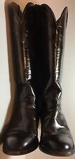 Lucchese Cowboy Boots Classics Handmade Woman's 7 C L1201