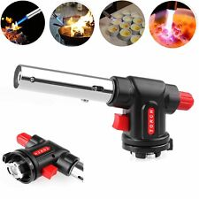 Fire Bird Gas Butane Blow Torch Burner Welding Solder Iron Lighter Gun Soldering