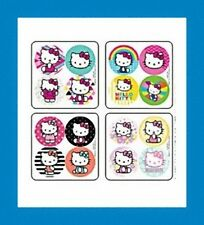 64 Hello Kitty Dot Stickers (16 Sheets) Party Favors