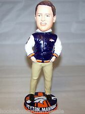 2013 Peyton Manning Denver Broncos Bobblehead Doll Varsity Collection LTD to 504