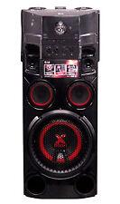LG OM7560 - 1000W Hi-Fi System w/ Bluetooth, Karaoke Functionality & Remote Incl