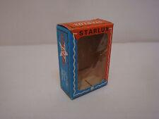 Starlux série moyen age : boite vide pour figurine 6058 Croisé combattant hache
