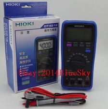 HIOKI DT4212 True RMS DIGITAL MULTIMETER ±0.5% Accuracy !! Brand New!!