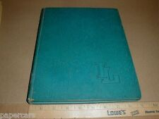 1975 Indian Land High School Fort Mill South Carolina SC Class Photo Yearbook