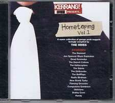 HIVES / DAMNED / JOHN SPENCER / DEAD KENNEDYS + Hometaping Vol.1 KERRANG CD