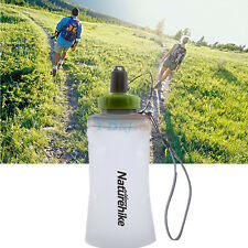750ml Flexible Portable Collapsible Soft TPU Folding Drink Water Bottle Bag