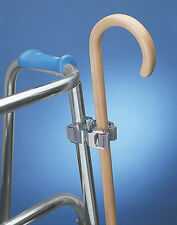 WALKER / WHEELCHAIR ACCESSORY - CANE HOLDER - NEW